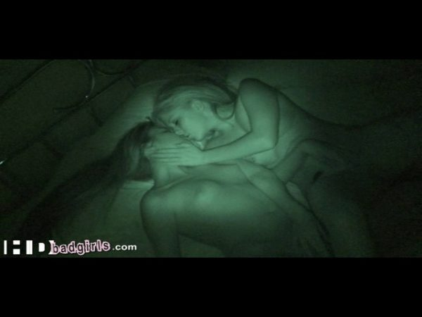 Cumming In The Dark With Ashlee And Carmen