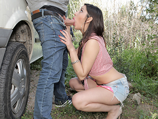 Oye Loca Angie White - Your Job Is To Suck