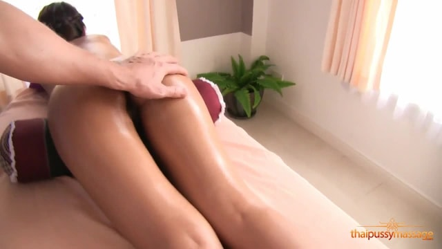 Looking for something new, Dara tries a massage therapist and gets filled with his creampie
